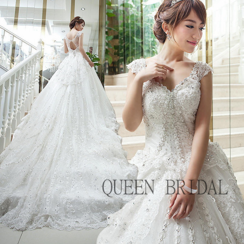 Buying Wedding Gowns  Reviews : Bridal gown wedding bride dress xd from reliable review