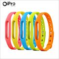 New 2016 Colorful Silicone Xiao mi Wrist Band Bracelet Wrist Strap For Xiaomi Miband Mi band