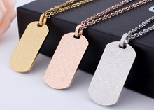 2015 New Winter Classic G Brand Long Necklace Sweater Coat Chain Titanium Steel Rose Gold Plated Woman Jewelry Girlfriend Gift(China (Mainland))