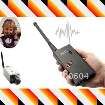 Professional High power RF Signal Detectors for Personal Security , Wireless signal bug detector 007