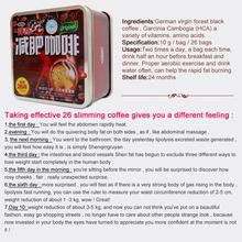 Promotions New 2014 Spring Powerful F at B urning Coffee Green S limming Cofee Powder Organic