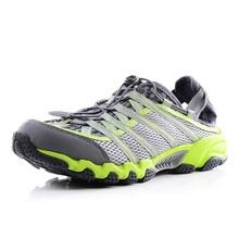 Ultra Light Men Casual Shoes Quick Drying River Summer lovers Breathable Mesh Flotillas Outdoor Eu 36 44 A369 - Bonus time store