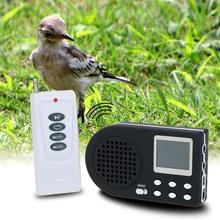 Digital Hunting Bird caller MP3 player bird sound caller Game hunting decoy+ Wireless remote control + Bird sounds 90dB(China (Mainland))