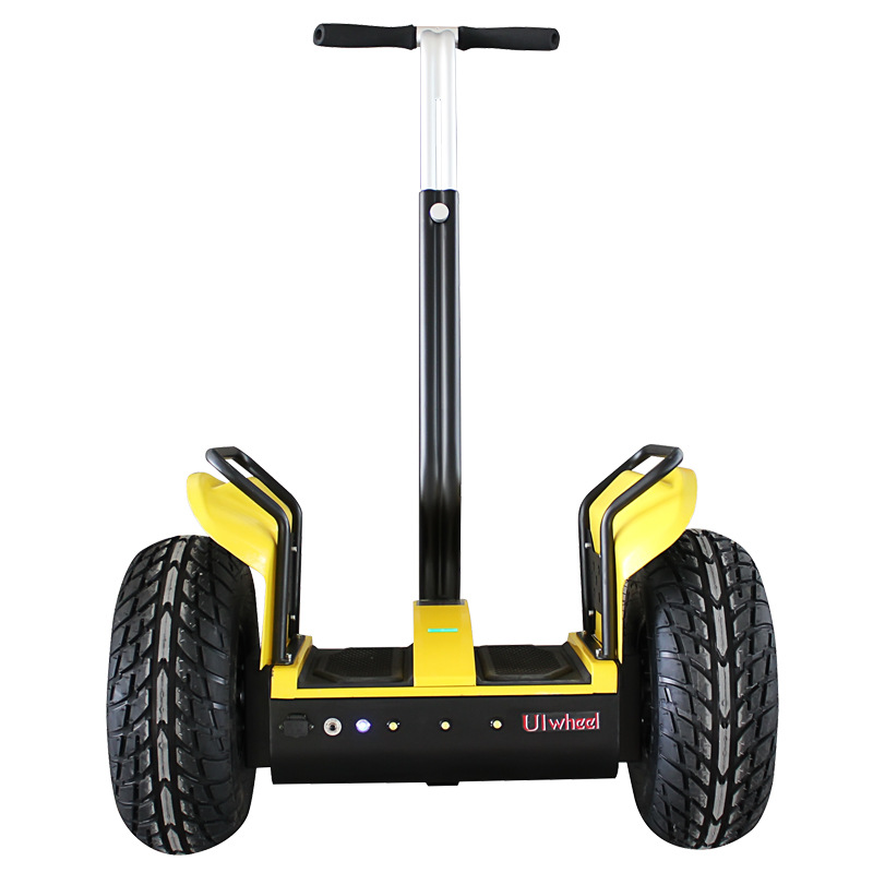 Intelligent somatosensory electric scooter off-road vehicle wheel self balance car thinking - China Best center store