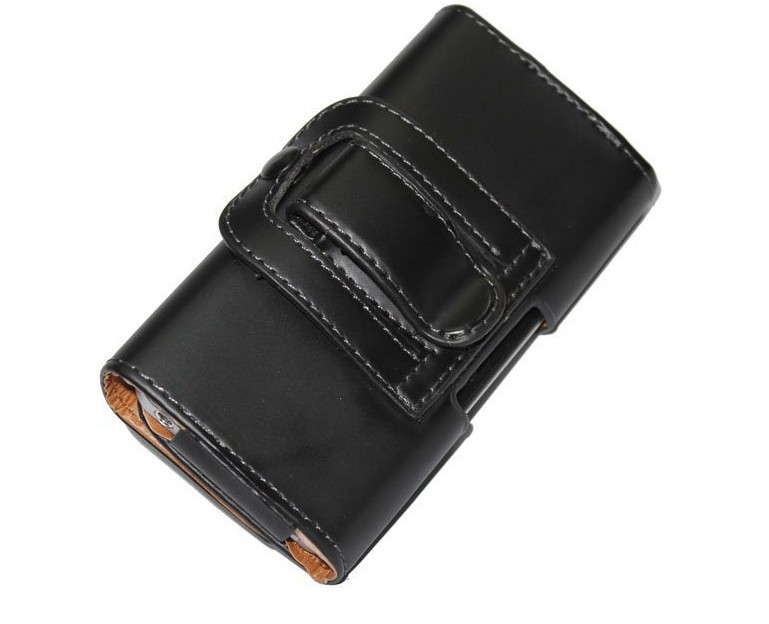 New Smooth pattern/Lichee Pattern PU Leather Phone Belt Clip For Gigabyte GSmart GX2 Cell Phone Accessories Pouch Bags Cases