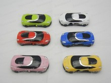 Free shipping 100pcs Racing Car mp3 player With memory card mp3 player Best Price(China (Mainland))