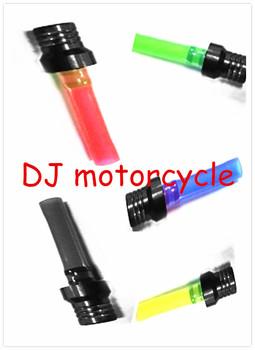 Wholesale dirt bike fuel tank vent valve tube  Colorful vent valvet hose for mini motocross  ATV oil tank cheap 1 lot=100pcs