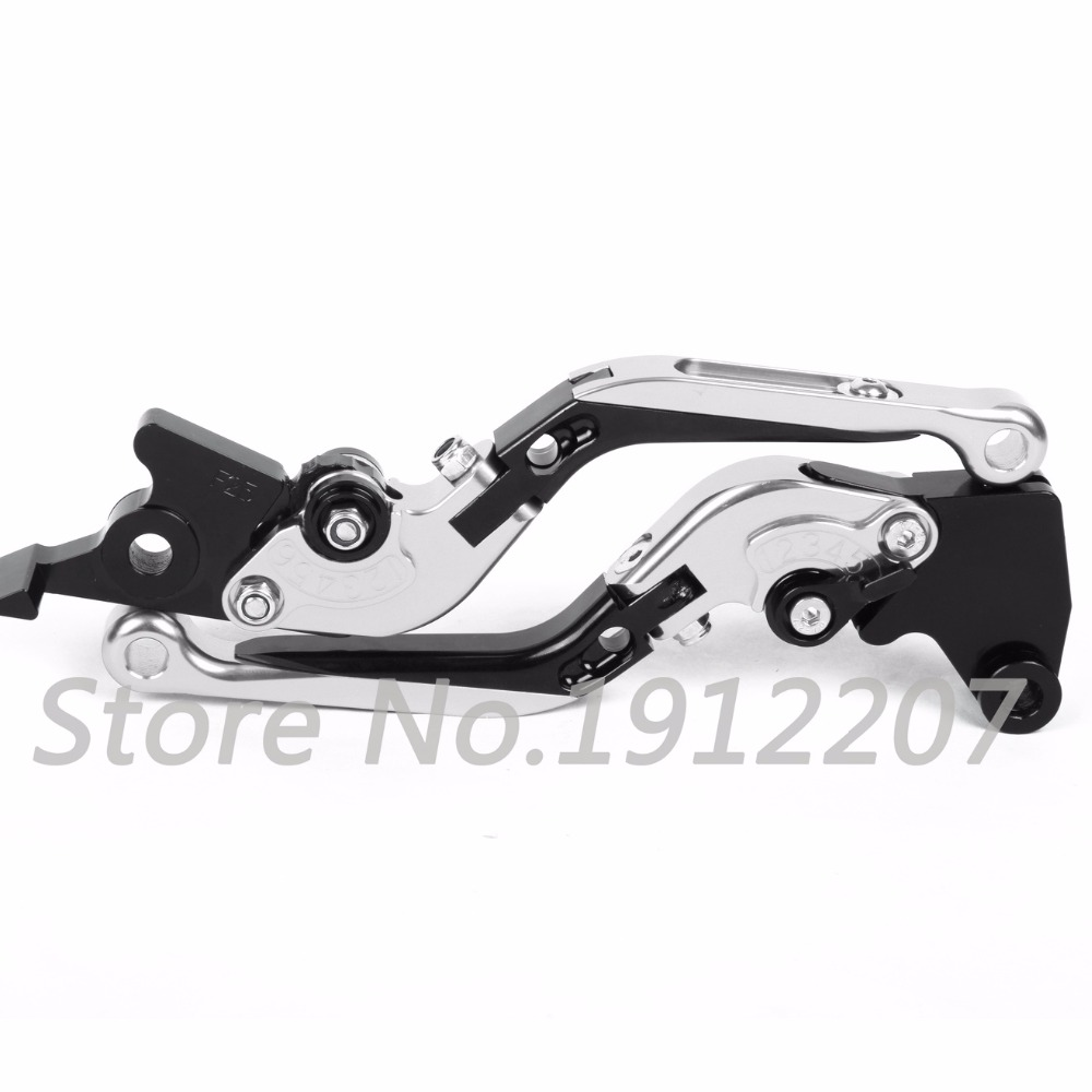 For Triumph Tiger 1050/ABS 2007-2010 Foldable Extendable Brake Clutch Levers Aluminum Alloy CNC Folding&amp;Extending Levers 2009<br><br>Aliexpress