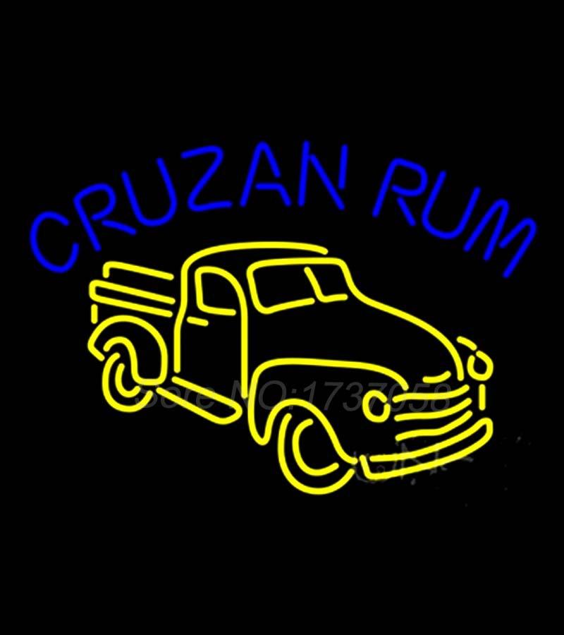 825 HOT Sale Cruzab Rum Bar Neon Sign Dallas Cowboys Neon