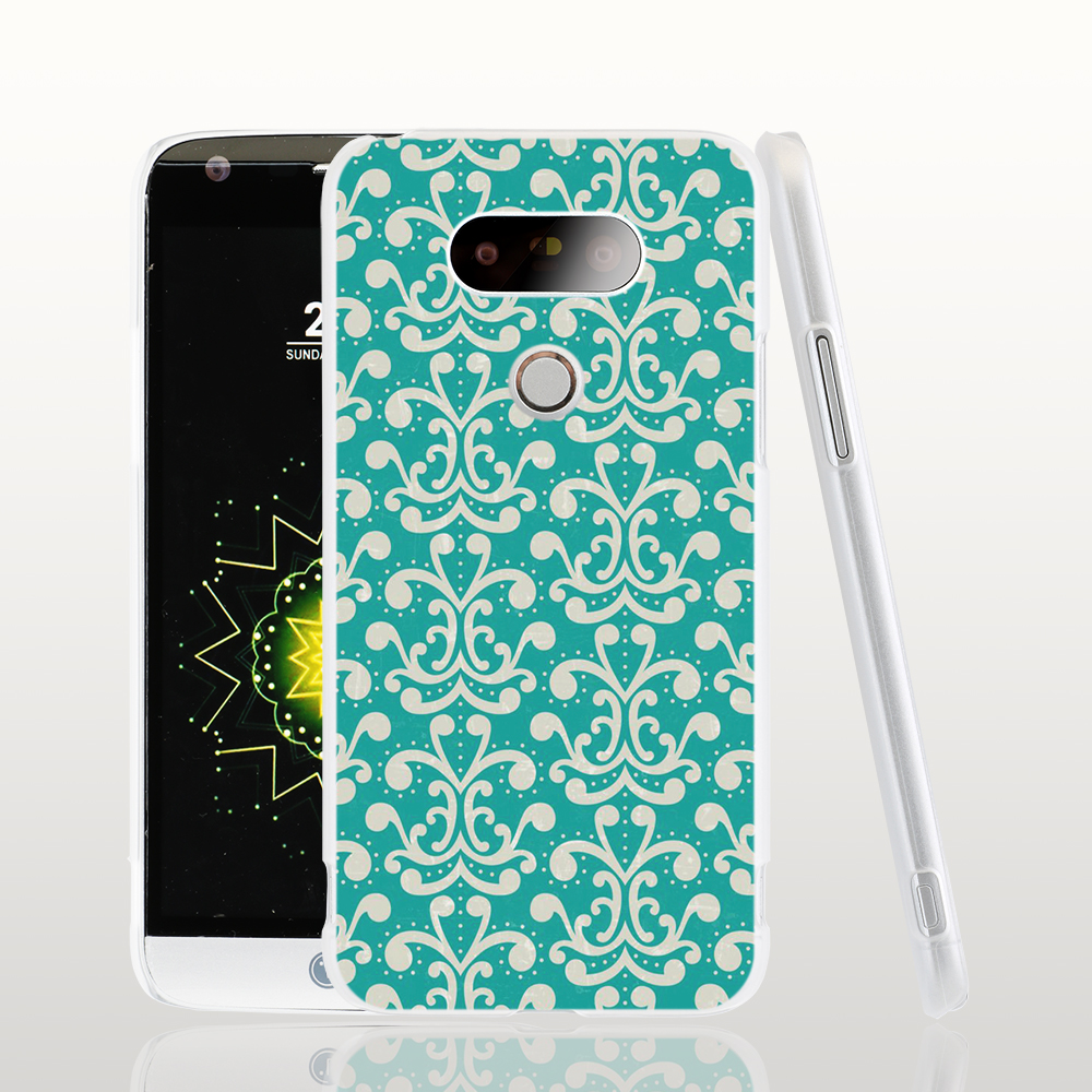 20768 GREEN screen savers cell phone protective case cover for LG G5 G4 G3 K10 K7 Spirit magna(China (Mainland))