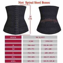 Women Hot Body Shaper Slim Waist Tummy Girdle Belt Waist Cincher Underbust Control Corset Firm Waist Trainer Slimming Belly a1-2(China (Mainland))