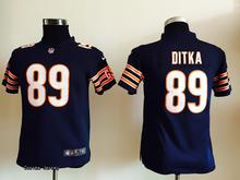 Chicago Bear for Youth Jay Cutler,Kevin White,Alshon Jeffery,Walter Payton,Brian Urlacher,Kyle Long,Khari Lee,camouflage(China (Mainland))