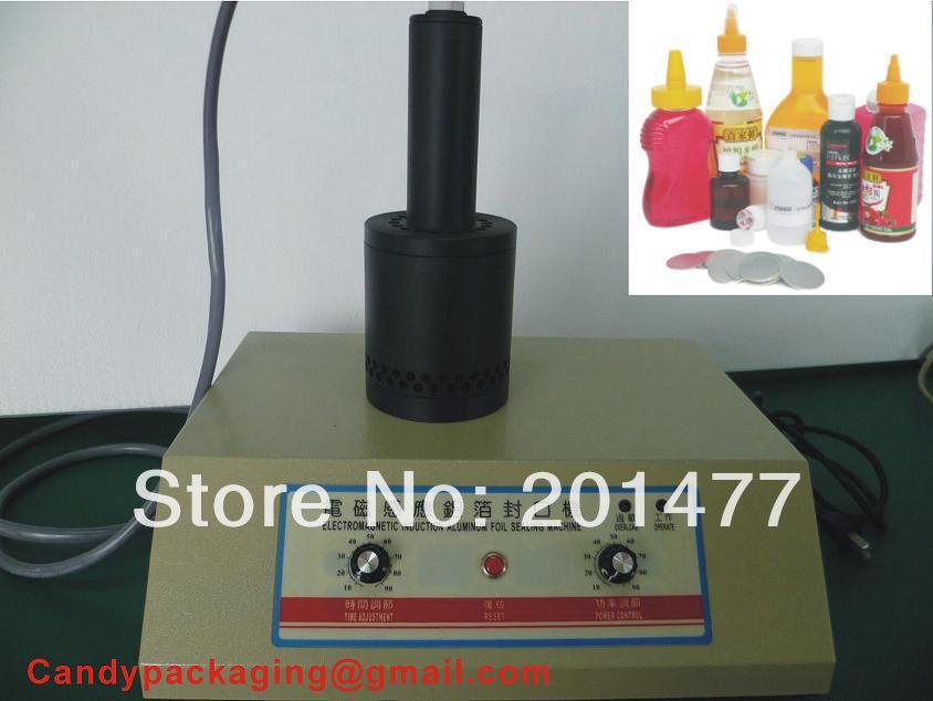 Manual sealing machine high cap