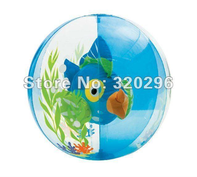 High Quality INTEX Transparent Inflatable Aquarium Ball/ Intex-58031