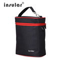 2016 Fashion Brand Insular 420D Nylon Baby Feeding Bottle Insulation Bags Thermal Bottle Bags Cooler Bags