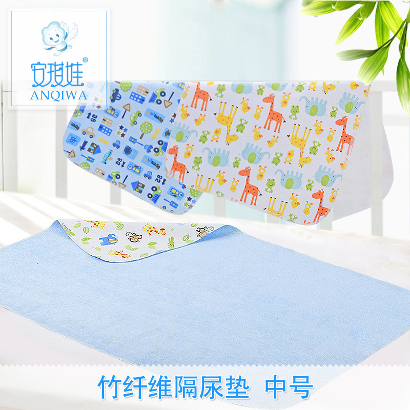 Waterproof Diaper 0-3 Months Special Offer Top Fashion Changing Pad 2015 Baby Blankets Urine Bedding Towel Be 50 X 70 0.16(China (Mainland))