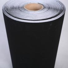 Черный flannelet обои, пвх, самоклеющаяся мебель бумаги влаги и доказательство наклейки ящик счетчик кухня виниловые обои