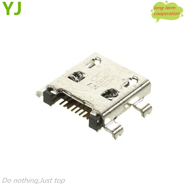 10 pieces/lot Dock Connector Charging Port Repair Part Samsung Galaxy Core I8260 - YJ global accessories factory store