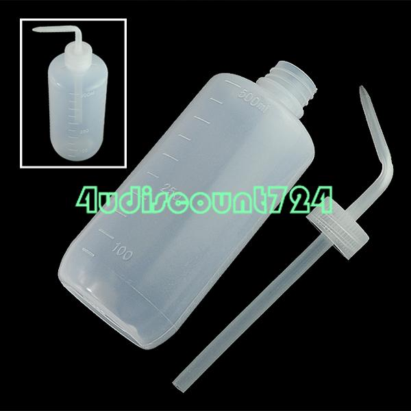 Tattoo Accessories Green Soap Water Wash Washing Cleaning Squeeze Bottle Cylinder 500ml EQZ208(China (Mainland))