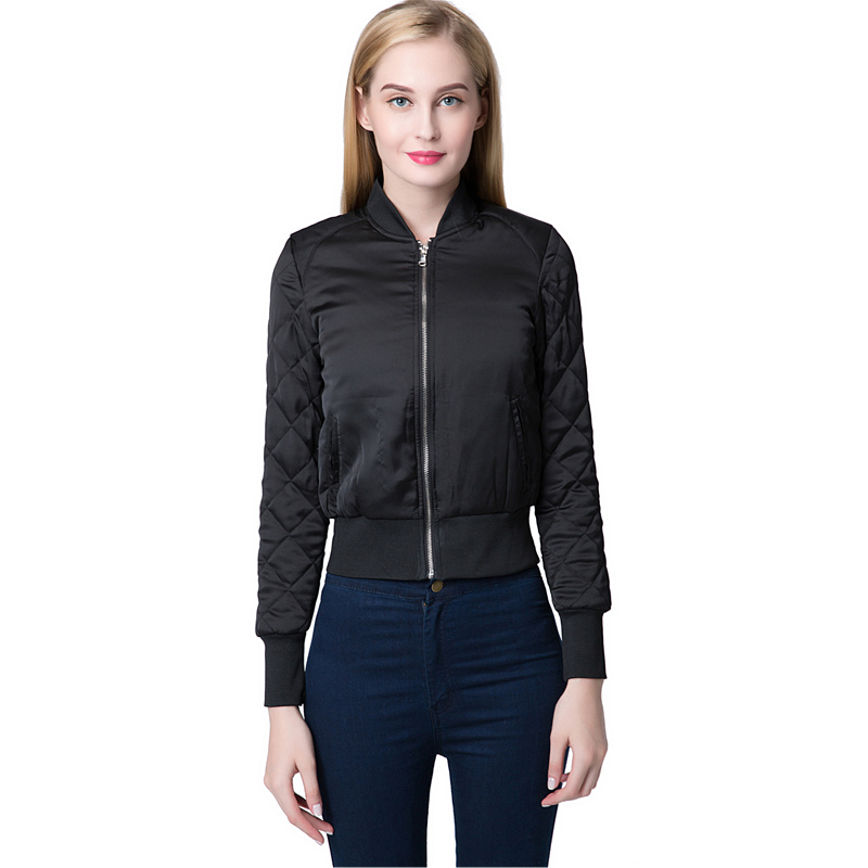 Popular Bomber Jacket Famous Brand Women-Buy Cheap Bomber Jacket ...
