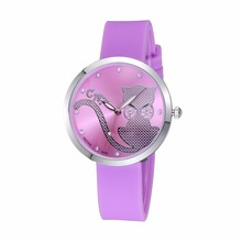 SKONE Luxury Brand Quartz Watches Women Clock Cute Cat Waterproof Girl Dress Wristwatches Cartoon Fashion Casual Watch QWW2665