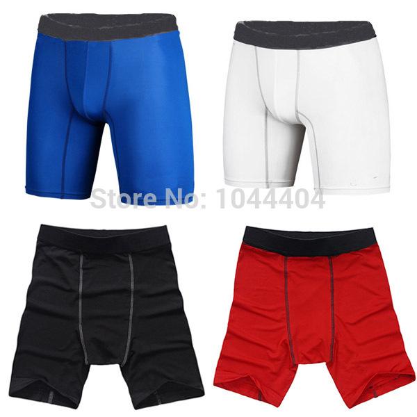 Quick Dry Men Base Layer Cycle Racing Tight Short Pants Skin Compression Sport Shorts Basketball FootBall Running(China (Mainland))