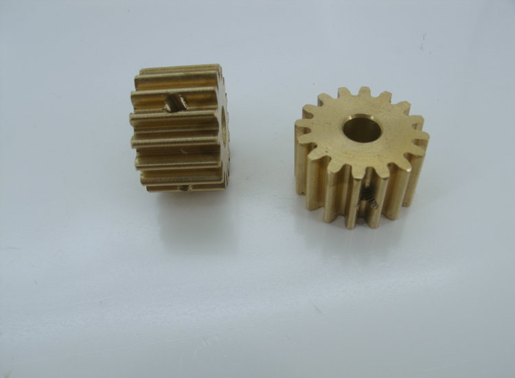 A copper mold 16 tooth gear model upgrades miniature stepper motors can also be equipped with the necessary mold rack 1(China (Mainland))