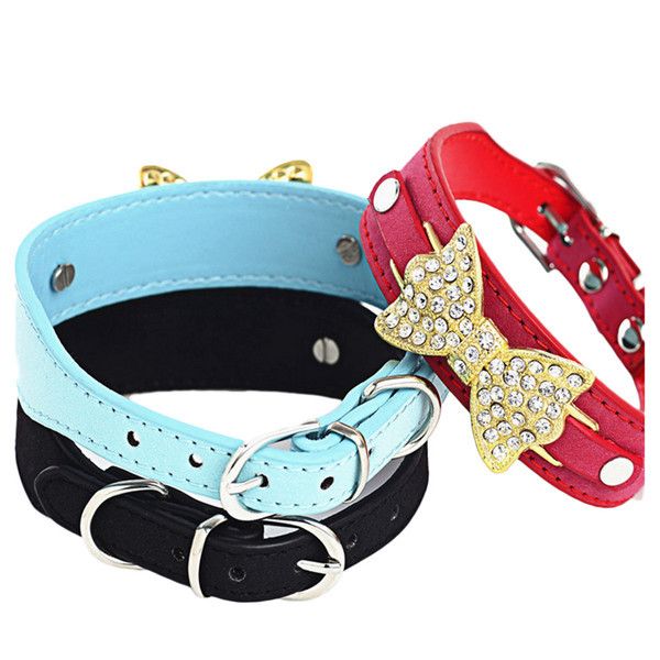 Pretty Collars For Small Dogs