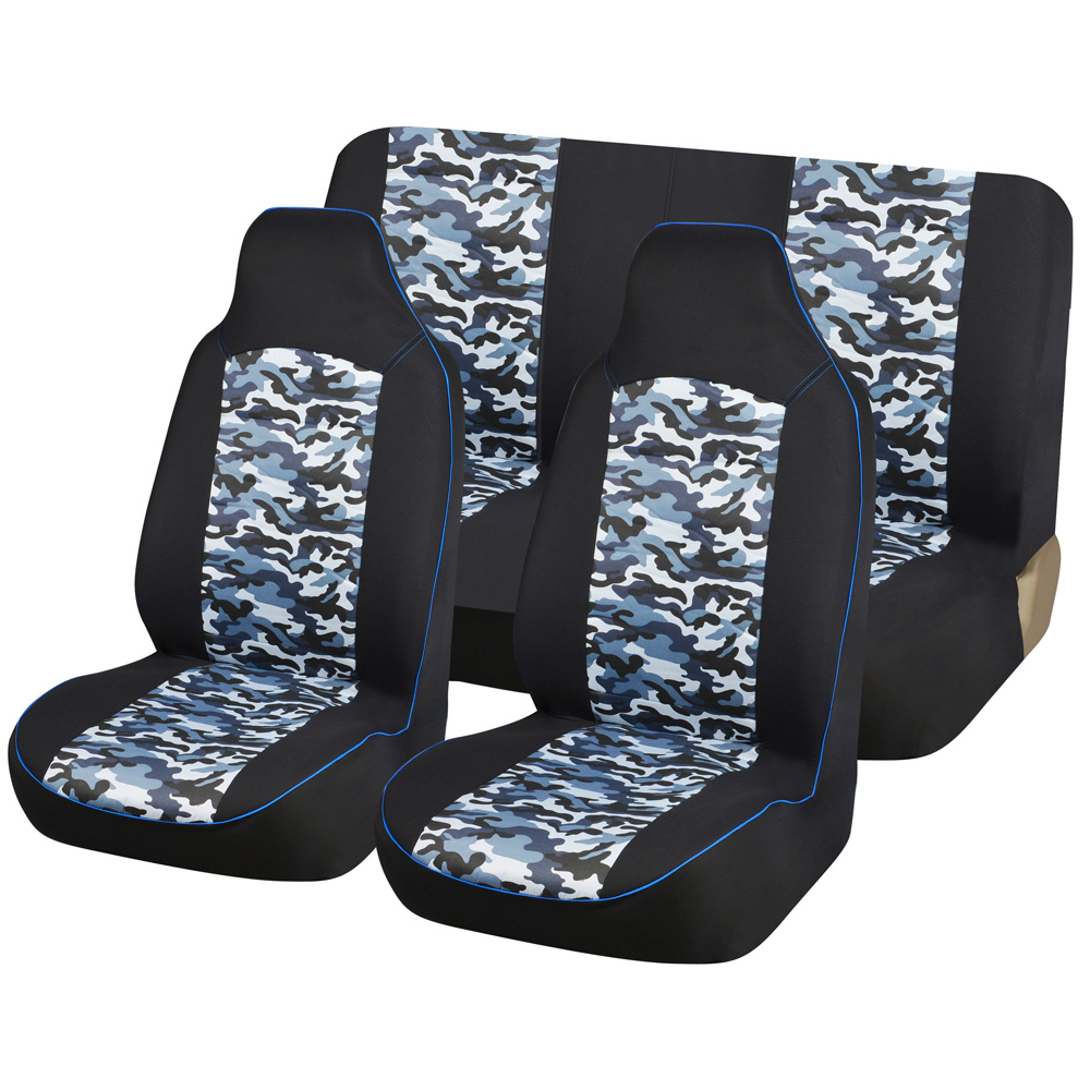 AUTOYOUTH Camouflage Car Seat Cover Universal Fit Most