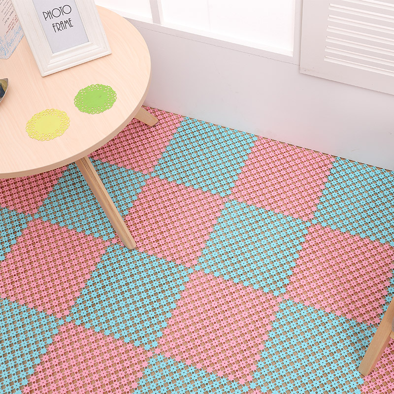 Mozaiek Matten Badkamer ~ Kan multicolor moza?ek douche badkamer badmat ondoordringbare plastic