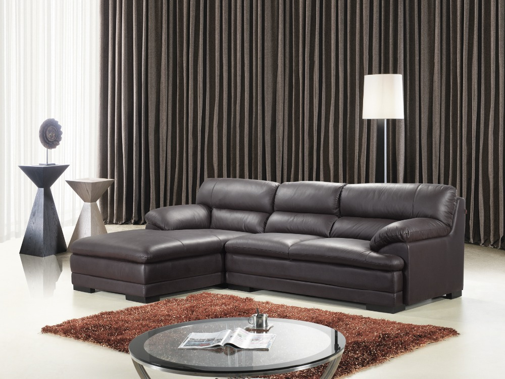 Buy morden sofa leather corner sofa - Corner tables for living room online ...