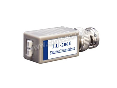 High quality image cctv Waterproof Video Balun Passive video Balun Video transmission Via UTP CAT5 for Security system(SU-206E)(China (Mainland))