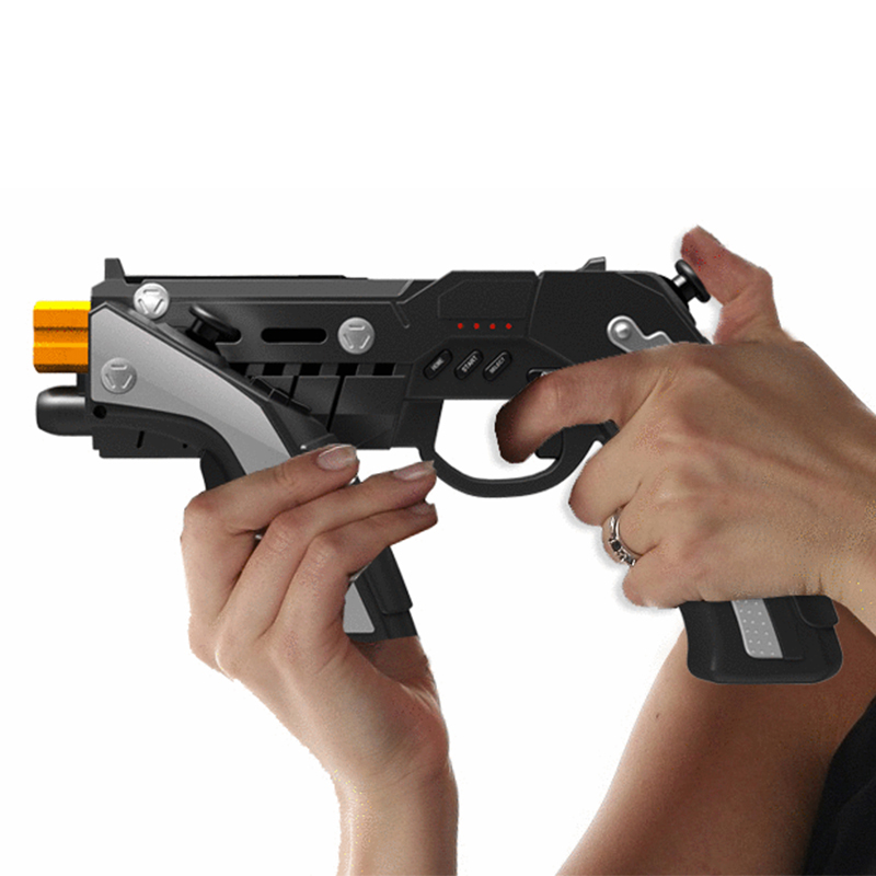 Wireless Bluetooth Game Gun PG-9057 Son of Phantom Gaming Controller Joystick Gamepad For Win XP/Win7/Win8 For iPhone 5 6s plus<br><br>Aliexpress
