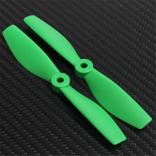 12 Pairs 5045 5×4.5 inch Propeller CW CCW Black Green Orange For RC Quadcopter Drone toys