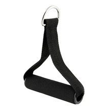Pull Handles Resistance Bands Foam Handle Replacement Equipment Black For Yoga Exercise Workout Gym Useful Free Sh Fashing Style