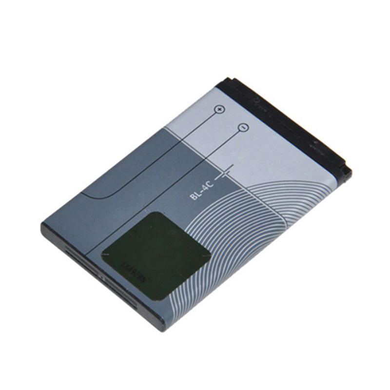 Lowest Price BL 4C BL-4C Li-ion Cellphone Replacement Battery For Nokia 1202/1265/1325/1506/1508/1661/1706/2220s Free Shipping(China (Mainland))