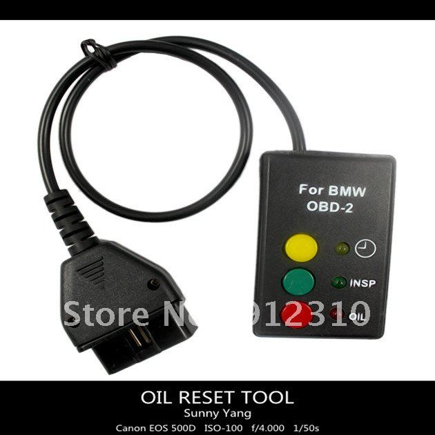 50pcs High quality OBD2 OBDII Car Oil Inspection Service reset tool for BMW E39 E46 E50 E52 E53 E38 CE0010, free shipping(China (Mainland))