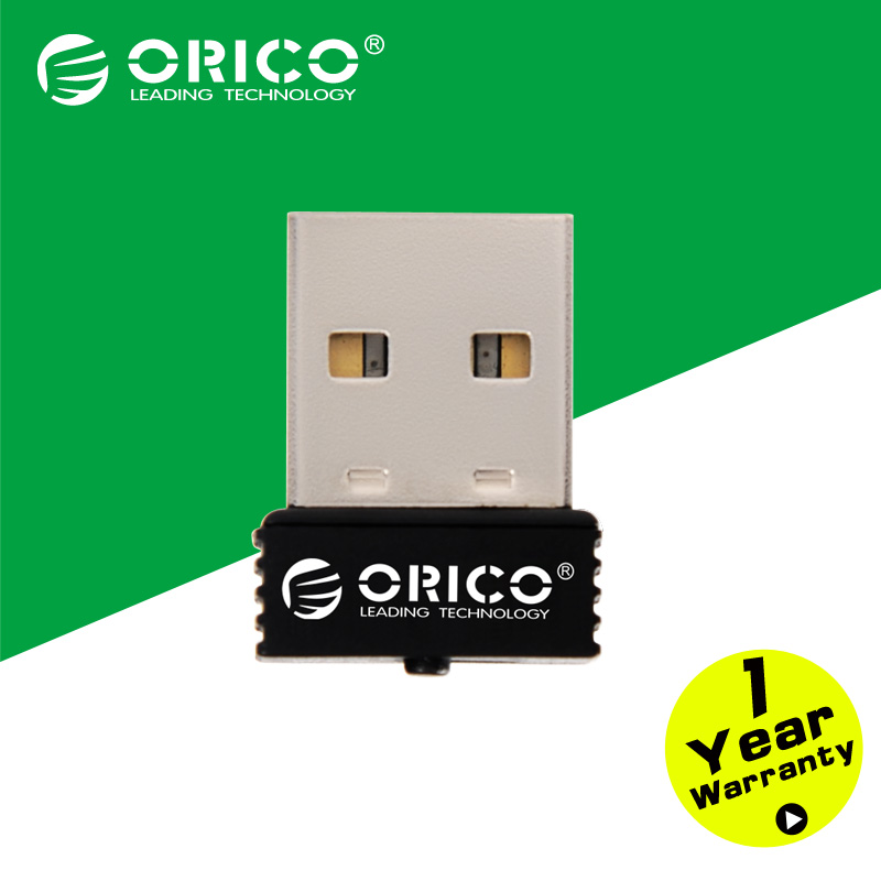 ORICO WF-RE1-BK Mini Portable 150Mbps USB WiFi Wireless Networking Lan Card Adapter-Black(China (Mainland))