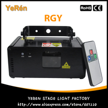 Micro Ray DMX 512 Laser Lights RGY Remote Control(China (Mainland))