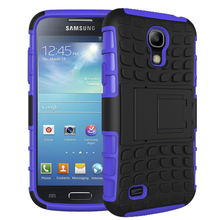 Buy PC+TPU Phone Cases Samsung Galaxy SIV I9500 I9505 S4 GT-I9500 5.0 Shell Covers Armor Hybrid Defender Tyre Case Skin Housing for $2.87 in AliExpress store