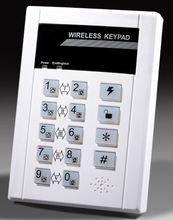 Wireless Burglar Alarm System Keypads for DIY Business & Home Security Systems Wholesale Alarm Accessory of Alarm Remote Control