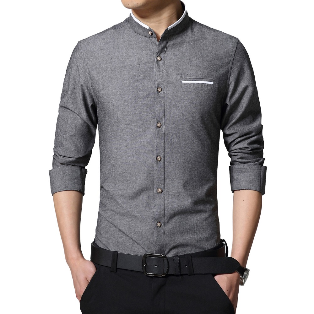online buy wholesale banded collar shirt from china banded