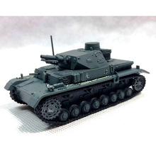 Buy Amer World War II Germany 1941 IV Tank 4 E 1/72 Scale Diecast Finished Alloy Model Toy Collect Gift for $20.00 in AliExpress store