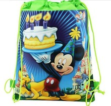 CM462 2015 new kids Mickey Minnie mouse backpack children s school bag new cartoon backpacks bag
