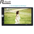 2 din Car Video DVD Player 7 2 DIN Car Audio MP5 Player IR Remote Control