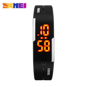 Skmei Brand Young Men And Women Sports Watches Fashion Swim Watch Casual Jelly Digital Wristwatch