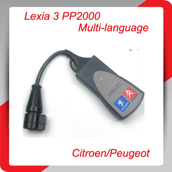 Оборудование для диагностики авто и мото PP2000 Peugeot & Citroen 30