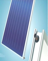 flat plate solar collector solar water heater 200L solar system with SRCC Solar Keymark(China (Mainland))