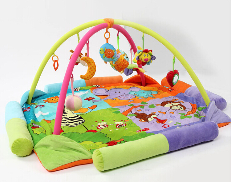 Buy Educational Baby Toys Play Gym Large
