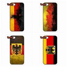 For Samsung Note 2 3 4 5 Galaxy S S2 S3 S4 S5 MINI S6 S7 edge Plus National DE Germany Flag Eagle Phone Cover Case(China (Mainland))